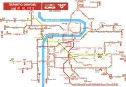 Prag Karte Offentliche Verkehrsmittel.Prager Strassenbahn Prag Straba De